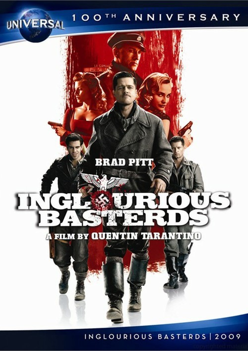 Inglourious Basterds (DVD + Digital Copy) Movie
