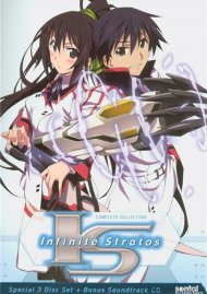Infinite Stratos: The Complete Collection Movie