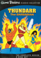 Thundarr The Barbarian: The Complete Series Movie
