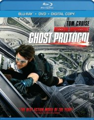 Mission: Impossible - Ghost Protocol (Blu-ray + DVD + Digital Copy + UltraViolet) Blu-ray