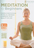 Meditation For Beginners Movie