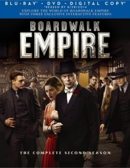 Boardwalk Empire: The Complete Second Season (Blu-ray + DVD + Digital Copy) Blu-ray