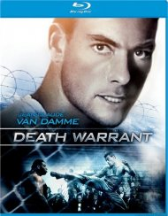 Death Warrant Blu-ray