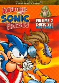 Adventures Of Sonic The  Hedgehog: Volume 2 Movie