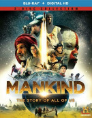 Mankind: The Story Of All Of Us Blu-ray