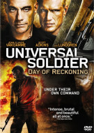 Universal Soldier: Day Of Reckoning Movie