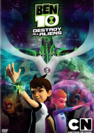 Ben 10: Destroy All Aliens Movie