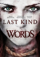 Last Kind Words Movie