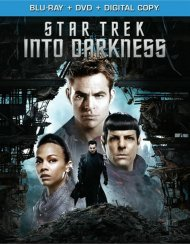 Star Trek Into Darkness (Blu-ray + DVD + Digital Copy) Blu-ray