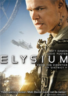 Elysium (DVD + UltraViolet) Movie