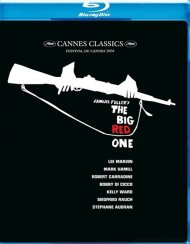 Big Red One, The Blu-ray
