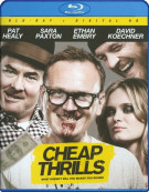 Cheap Thrills Blu-ray