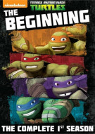 Teenage Mutant Ninja Turtles: The Complete First Season Movie