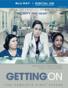 Getting On: The Complete First Season (Blu-ray + UltraViolet) Blu-ray