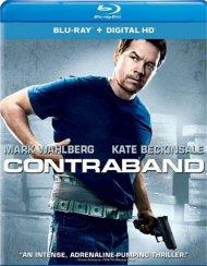 Contraband (Blu-ray + UltraViolet) Blu-ray