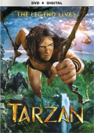 Tarzan (DVD + UltraViolet) Movie