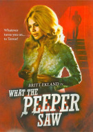 What The Peeper Saw Movie