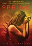 Spring (DVD + Digital Copy) Movie