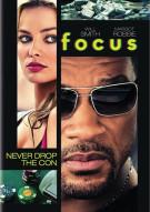 Focus (DVD + UltraViolet) Movie