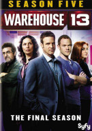 Warehouse 13: Season Five (Repackage) Movie