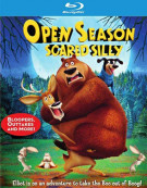 Open Season: Scared Silly (Blu-ray + DVD + Ultraviolet) Blu-ray