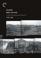 Paris Belongs To Us: The Criterion Collection Movie