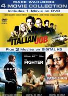 Mark Wahlberg 4-Movie Collection Movie