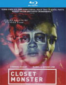 Closet Monster Blu-ray