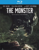 Monster, The (Blu-ray + UltraViolet) Blu-ray