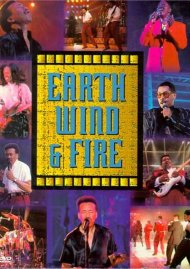 Earth, Wind & Fire: Live Movie