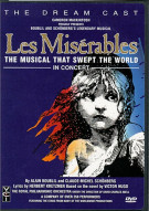 Les Miserables: In Concert  Movie