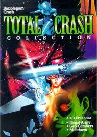 Bubblegum Crash Complete Collection: Total Crash Movie