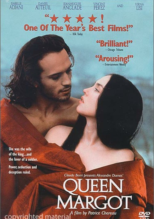 Queen Margot Movie