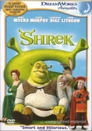 Shrek (Fullscreen) Movie