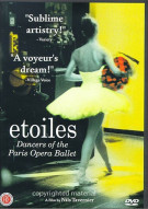 Etoiles: Dancers Of The Paris Opera Ballet Movie