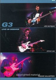 G3 Live In Denver Movie