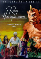 Ray Harryhausen Legendary Monster 5 Pack Giftset Movie