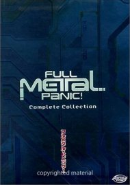 Full Metal Panic!: Complete Collection Movie