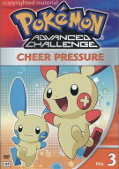 Pokemon Advanced Challenge: Cheer Pressure - Volume 3 Movie