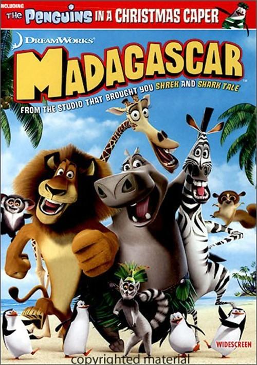 madagascar dvd 2005 widescreen - photo #7
