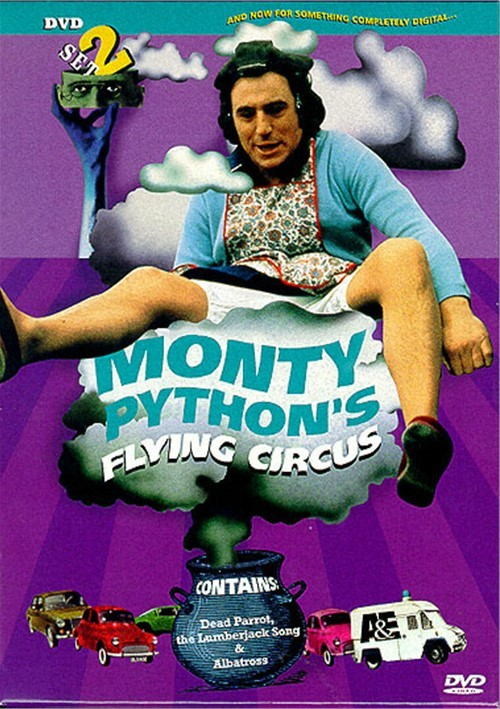 Monty Pythons Flying Circus Set #2 Movie