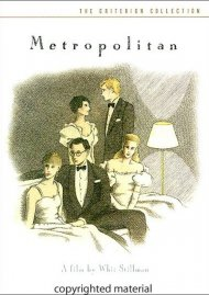 Metropolitan: The Criterion Collection Movie