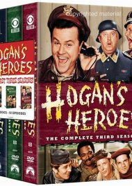 Hogans Heroes: The Complete Seasons 1 - 3 Movie