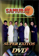 Samuray: Super Exitos En DVD Movie