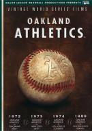 Vintage World Series Films: Oakland Athletics Movie