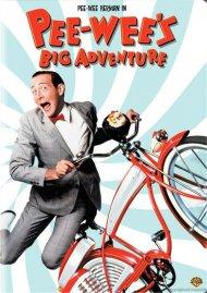 Pee-Wees Big Adventure Movie