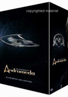 Andromeda: Slipstream Collection - Seaons 1 - 5 Movie