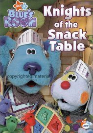 Blues Clues: Blues Room - Knights Of The Snack Table Movie