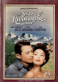 Snows Of Kilimanjaro, The Movie