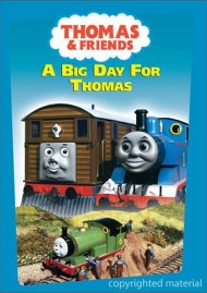 Thomas & Friends: A Big Day For Thomas Movie